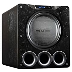 Massive 16-inch Ultra driver with unprecedented 8-inch edge wound voice coil ensures astonishing output and low frequency extension with pinpoint accuracy and speed in transients. Stunningly powerful, new Sledge 1500D Amplifier with fully discrete MO...