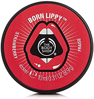 The Body Shop Strawberry Lip Balm, 10 ml