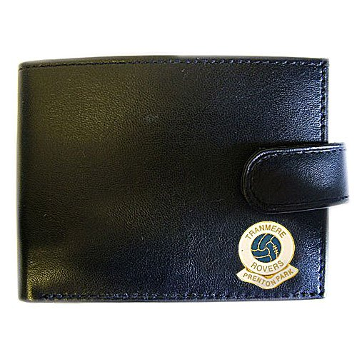 Tranmere Rovers Football Club Genuine Leather Wallet
