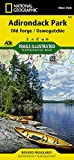 Old Forge, Oswegatchie: Adirondack Park (National Geographic Trails Illustrated Map, 745)
