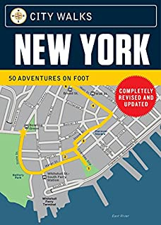City Walks Deck: New York (Revised): (City Walking Guide, Walking Tours of Cities)