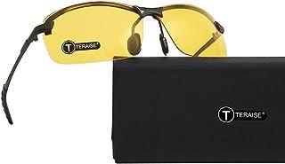 /Occhiali da sole polarizzati visione ad alta definizione Polaryte HD/ nero Uva Uvb UV400