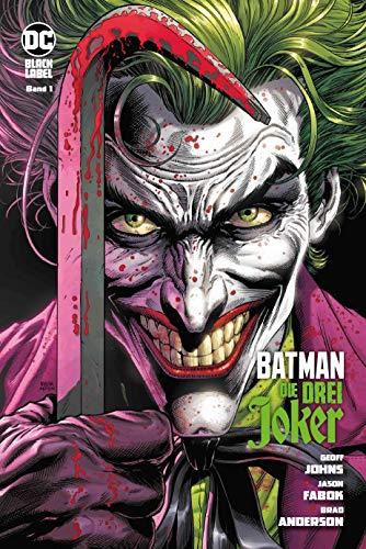 Batman: Die drei Joker: Bd. 1 (von 3)
