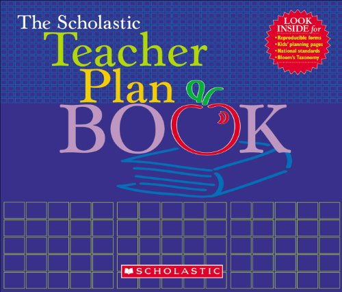 The The Scholastic Teacher Plan Book (Updated)