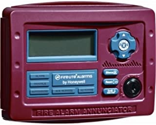 FIRE-LITE ALARMS ANN80 LCD ANNUCIATOR FOR ADDRESSABLE PANELS