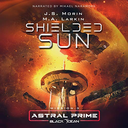 Shielded Sun: Mission 3 audiobook cover art