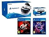 PlayStation VR + 'GT Sport Pack' Gran Turismo Sport + VR Worlds + Camara V2