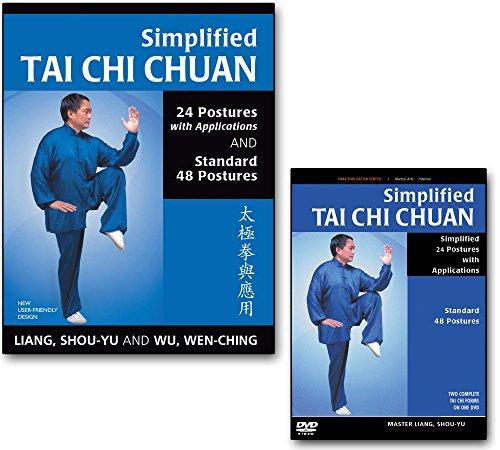 Bundle: Simplified Tai Chi DVD and …