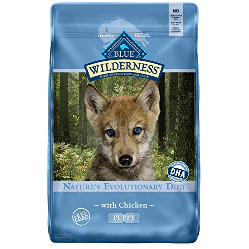 Blue Buffalo Wilderness Puppy Food
