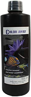 Aquatic Remedies Chlor Away Chlorine and Chloramine Remover, 500 ml