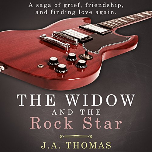 Couverture de The Widow and the Rock Star