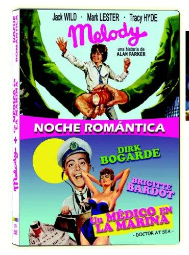 Pack Noche Romantica (Import) (Dvd) (2013) Dirk Bogarde; Briggitte Bardot; Jack