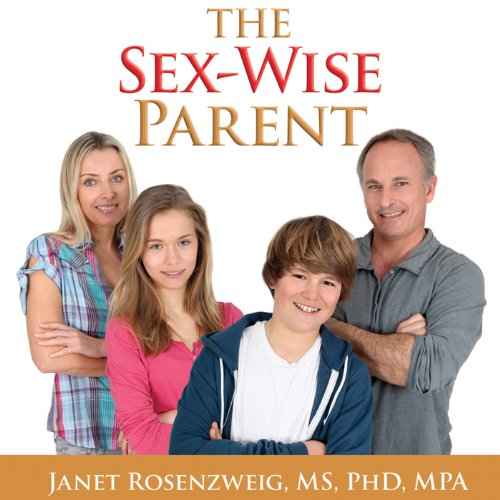 The Sex-Wise Parent audiobook cover art