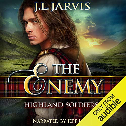 Highland Soldiers 1 Audiobook By J.L. Jarvis cover art