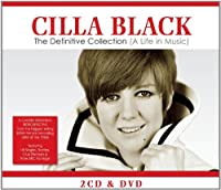 The Definitive Collection (A Life in Music) [2CD + DVD] by Cilla Black (2009-09-22)