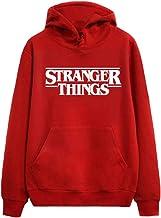 Pull Stranger Things Femme Sweat Stranger Things Fille Unisexe Enfants Sweat-Shirt a Capuche Pull Moche Homme Costume Uniforme Saison 3 Gar/çon 3D Imprim/é Cr/éatif Sportif Sweat Shirt Hoodie
