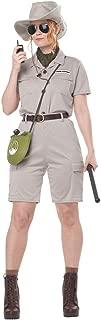 Adult Anthropologist Jurassic Park Costume