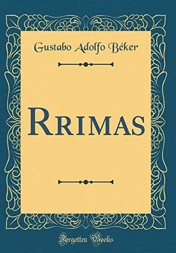 Rrimas (Classic Reprint)