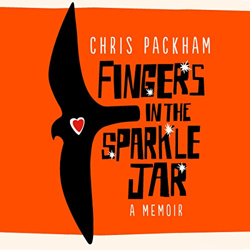 Fingers in the Sparkle Jar audiobook cover art