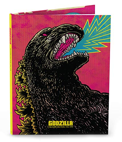 GODZILLA: THE SHOWA-ERA FILMS, 1954–1975 (The Criterion Collection) [Blu-ray]