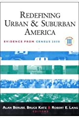 Redefining Urban and Suburban America: Evidence from Census 2000: 3 (James A. Johnson Metro Series) Hardcover