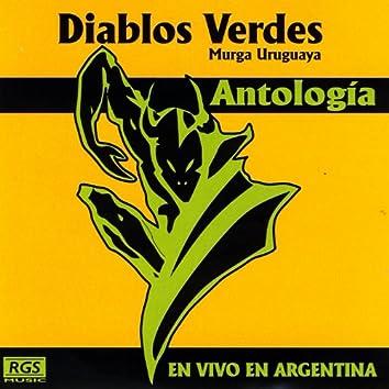 Antología: En Vivo En Argentina