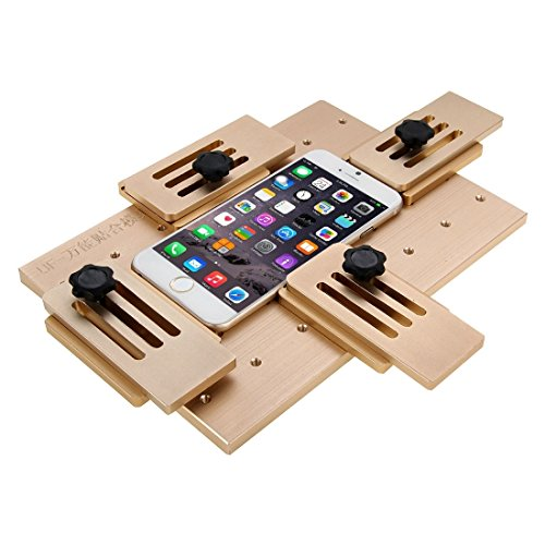 Compatibele Vervangings Aluminium Universal Refurbish Mold Positioning lamineren LCD-scherm te repareren Machine for iPhone 6 & 6s / iPhone 6 Plus & 6s Plus, Samsung HTC Sony Accessory