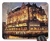 europe en amsterdam hotel alfombrilla para ratón, alfombrilla de ratón