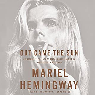 Out Came the Sun audiobook cover art