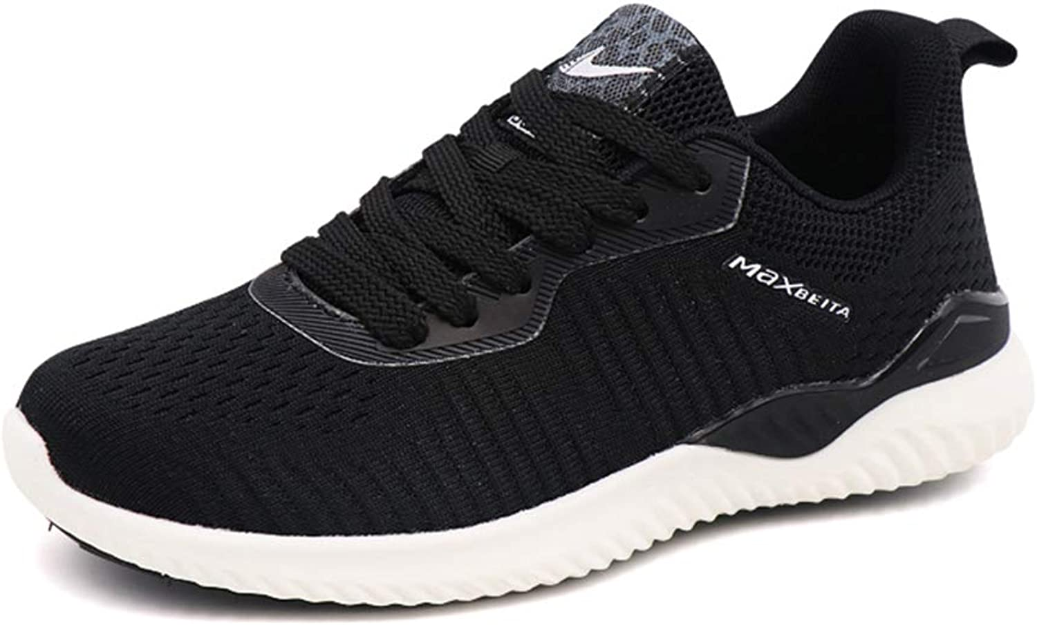 Beita Breathable Woman Casual Running shoes Outdoor Athletic Walking Sneakers Professional Sport shoes Anti Slip Black White