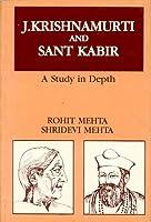 J. Krishnamurti and Sant Kabir 8120806670 Book Cover