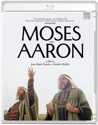Moses and Aaron (blu-ray)