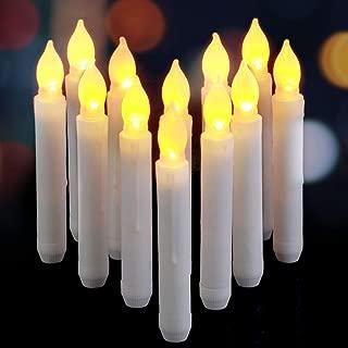 battery candlesticks