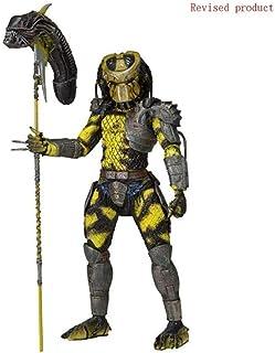 XXSDDM-WJ Muñeca A Depredadores Serie 11 - Depredador de Avispas - Escala de acción Figura Altura Aproximadamente 7 pulgadas0110