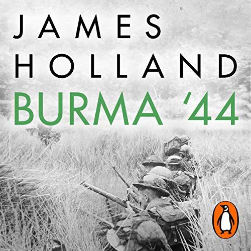 Burma '44 cover art