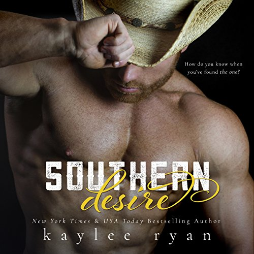Southern Desire audiobook cover art