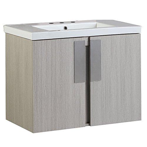 Bellaterra Home 500822-30 30 in. Single sink vanity