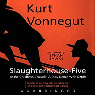 Slaughterhouse-Five or The Children's Crusade audiobook cover art