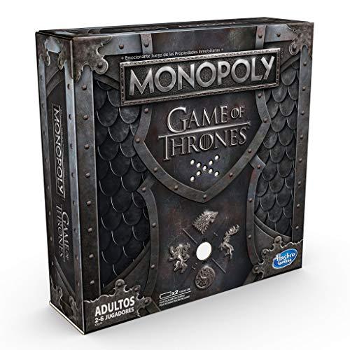 Monopoly- Juego de Tronos