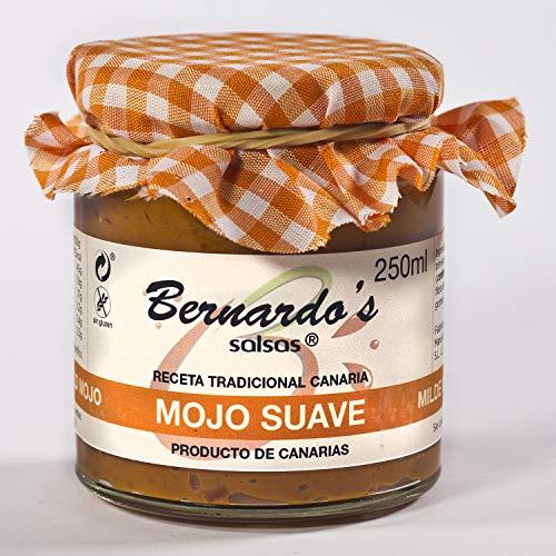 Mojo Rojo BERNARDOS Suave 250 ml
