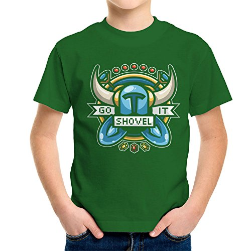 Cloud City 7 Go Shovel It Shovel Knight Kinder T-shirt