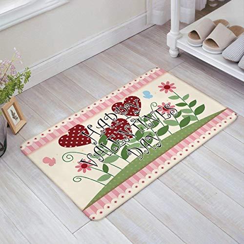 Fußmatte Länge