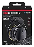 3M WorkTunes Connect Hearing Protector with Bluetooth Technology, 24...