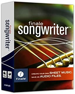 Finale Songwriter 2007