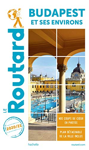 Guide du Routard Budapest 2020/21