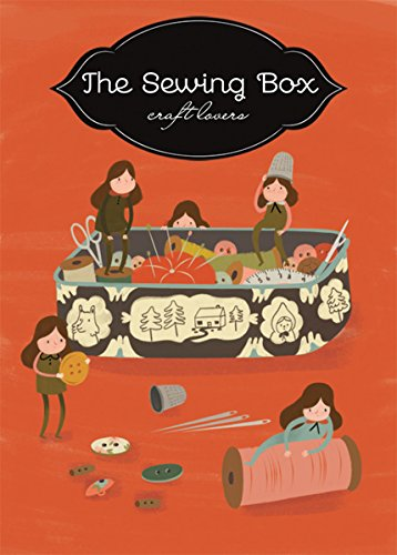 The Sewing Box 1: Craft Lovers (English Edition)