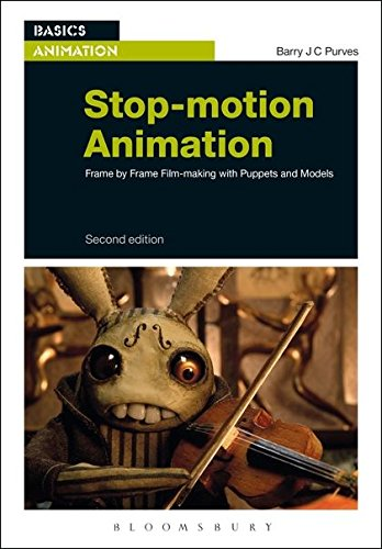 Stop-Motion Animation: Frame by Frame Film-Making With Puppets and Models (Basics Animation)の詳細を見る