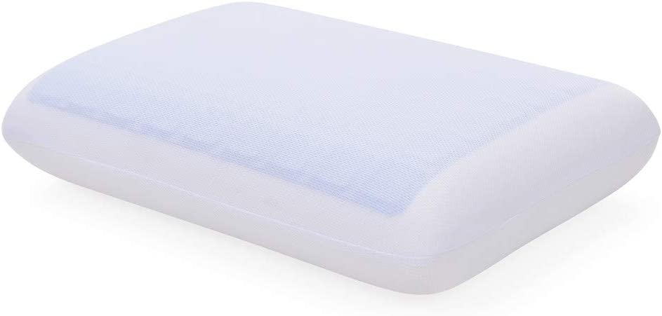 Classic Brands Reversible Gel and Now on sale Foam Memory Pillow Bargain Travel