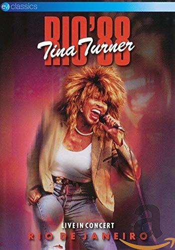 Tina Turner - Rio 88' [DVD] [1988]