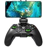 Samsung Manette de Jeu MOGA XP5-X+ - Connectivité Bluetooth - Batterie Rechargeable - Plus de 100 Jeux Xbox - Double Articulation de Verrouillage - Noir
